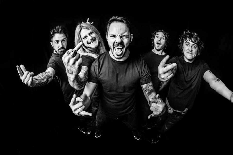 Those Damn Crows Rock Band