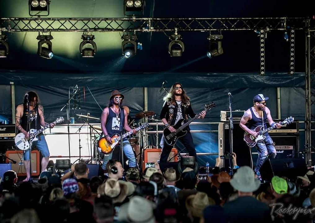 Gorilla Riot rock band