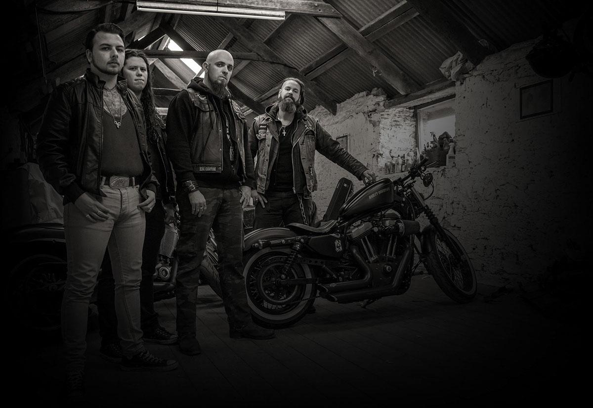 King Creature rock band