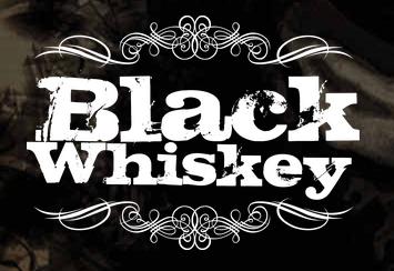 black whiskey rock band